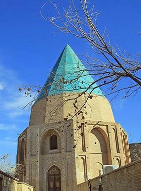 بنای تاریخی در قم