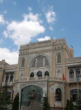 موزه ایالتی هنر و مجسمه