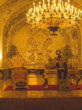 کاخ گلستان در تهران