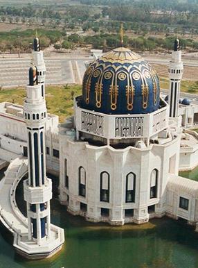 مسجد ام القرا بغداد