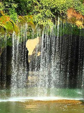 آبشار آما قشم