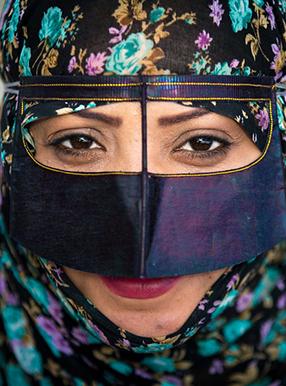 پوشش زنان در بندرعباس