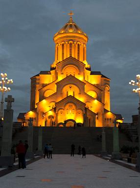 کلیسای اسمیندا سامبا تفلیس