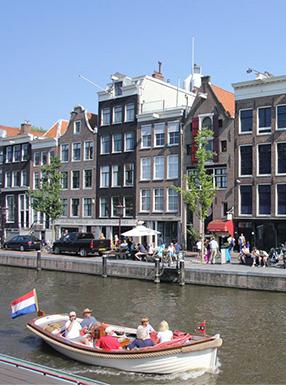 خانه ۀنه فرانک در آمستردام