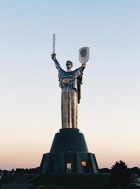 مجسمه یادبود مادر وطن