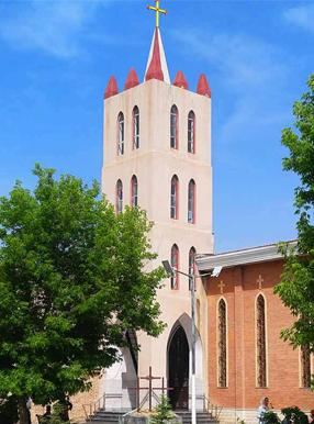 کلیسای حضرت مریم