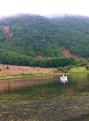 دریاچه ویستان بره سر