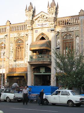 خیابان ناصر خسرو تهران