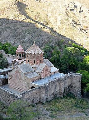 کلیسای استفانوس قدیس تبریز
