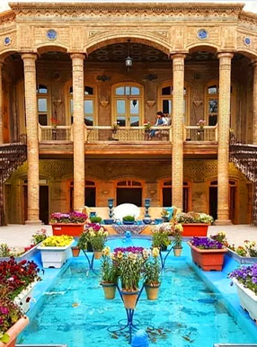 خانه تاریخی داروغه مشهد