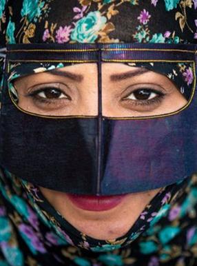 پوشش زنان بندرعباس
