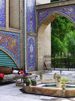 کاخ گلستان تهران