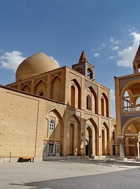 کلیسا و موزه وانک اصفهان
